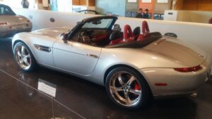 BMW Car at LeMay Museum