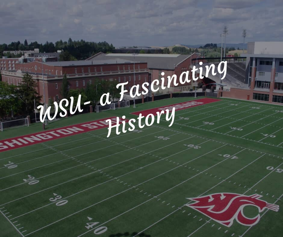 WSU- a Fascinating History