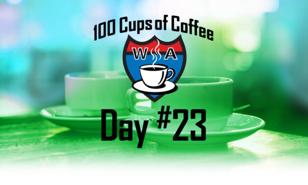 Craft.19 Espresso & Creperie Sumner, Washington Day 23 of the 100 Cups of Coffee in 100 Days Project