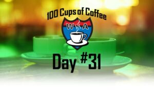 Day 31 of the 100 Cups of Coffee in 100 Days Project Urban City Coffee